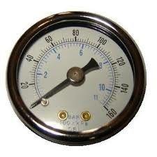 καλύτερος Ψηφιακοί μετρητές πίεσης αεροσυμπιεστών, γεμισμένος υγρό μετρητής πίεσης