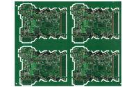 ENIG πράσινος Soldermask πολυστρωματικός πίνακας κυκλωμάτων συνήθειας PCB FR4 για το μετασχηματιστή για τις πωλήσεις