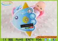 Μεταβαλλόμενη λουρίδα θερμομέτρων λουτρών μωρών χρώματος cOem για το δώρο προώθησης μπανιέρων για τις πωλήσεις