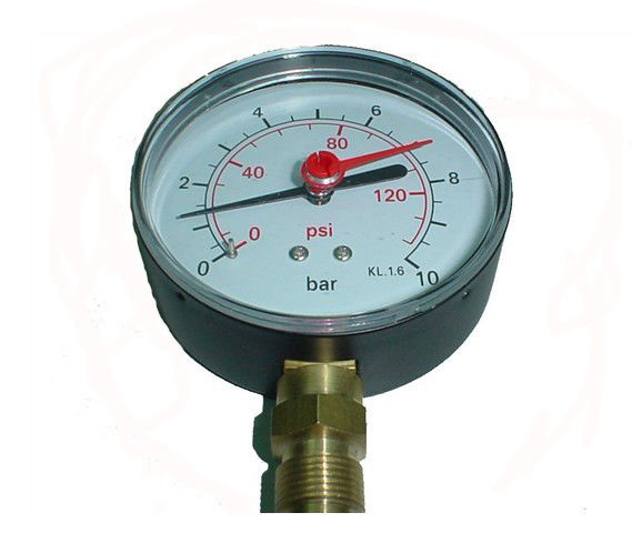 General Vacuum Pressure Gauge